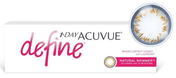 1•DAY ACUVUE® DEFINE®