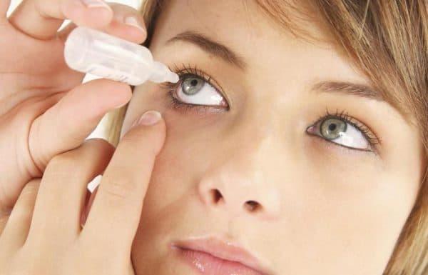 Как закапывать глазные капли правильно