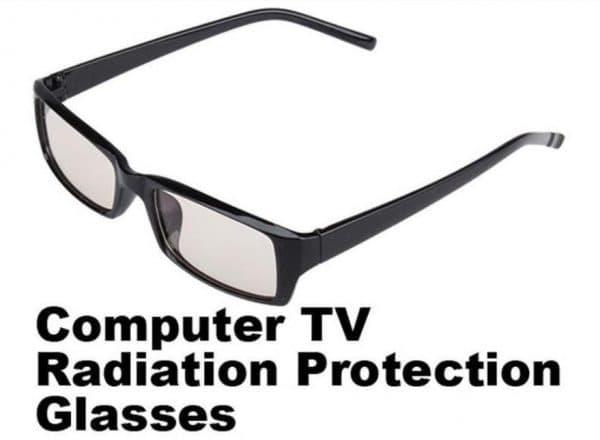 Специальные антибликовые очки для работы за компьютером