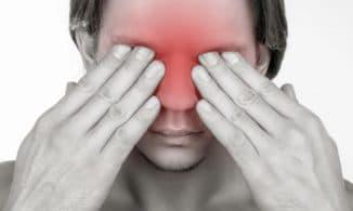 Боль при движении глазного яблока