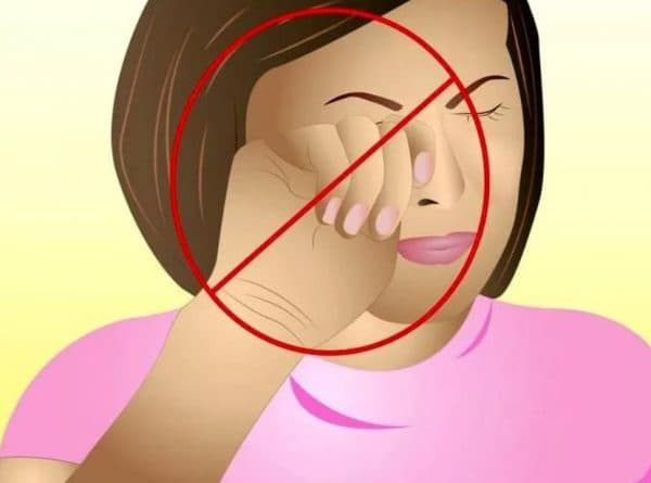 Боль в глазу после травмы