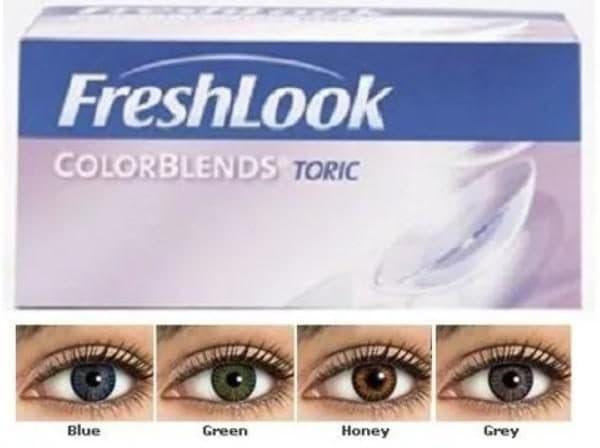 Контактные линзы цветные FreshLook ColorBlends