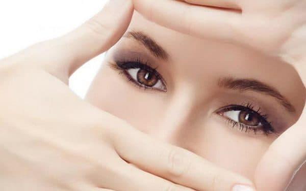 Красивые и здоровые глаза