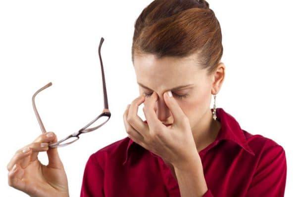 Сухость и утомляемость глаз