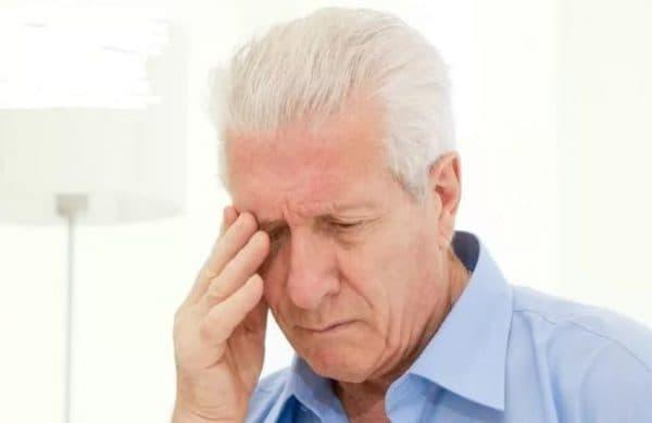 Головная боль при височном артериите