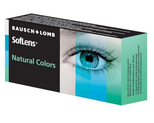 Цветные контактные линзы Bausch+Lomb