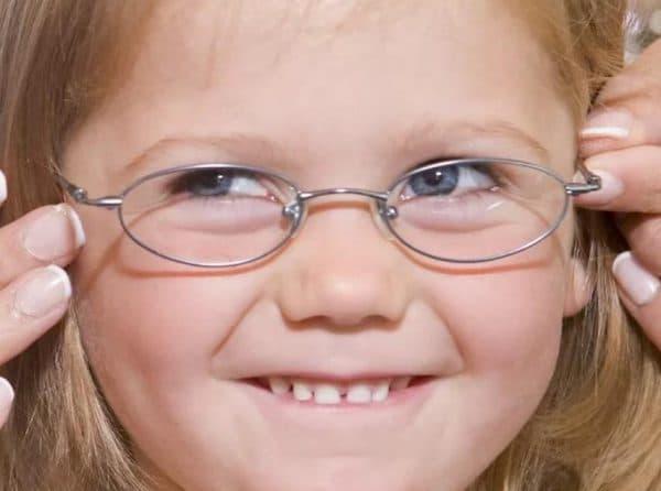Лечение нистагма у детей