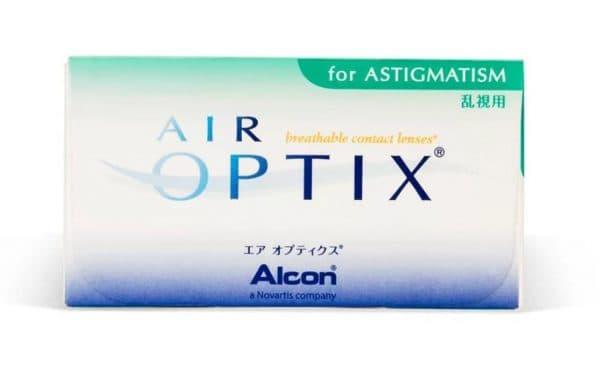 Контактные линзы Air Optix (Alcon) For Astigmatism