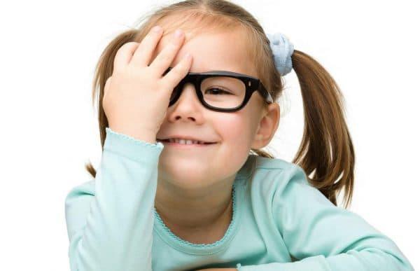 Лечение дальнозоркости у ребенка