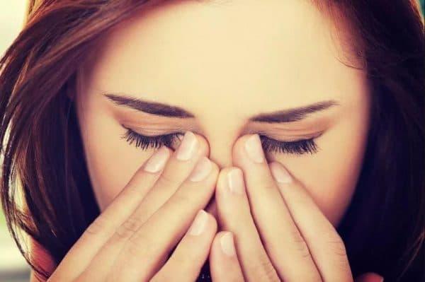 Сухость и усталость в глазах