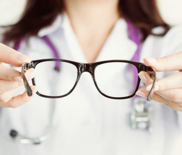 Очки не помогут устранить диплопию