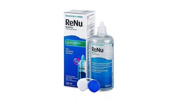 BAUSCH + LOMB раствор для хранения контактных линз