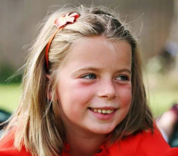 Красные круги под глазами у ребенка из-за глистов