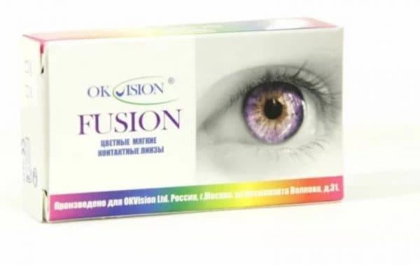 Контактные линзы OK Vision