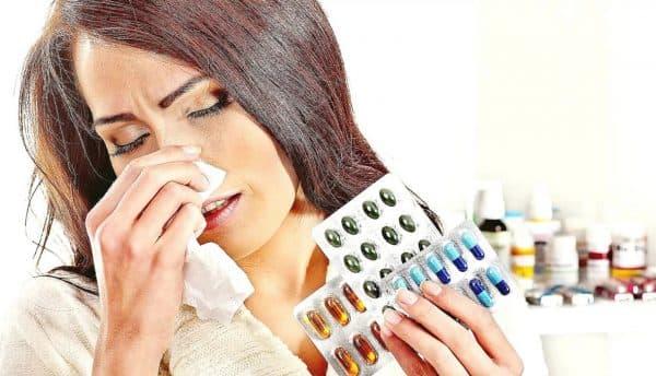 Применение глазных капель Окутиарз и аллергия