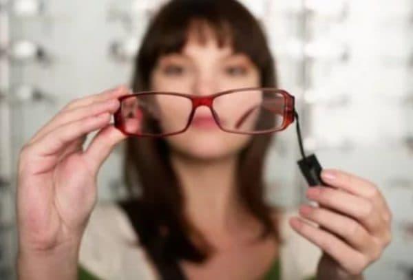 Ухудшение остроты зрения