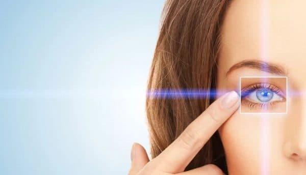 Ультрафиолетовые лучи, воздействие на глаза