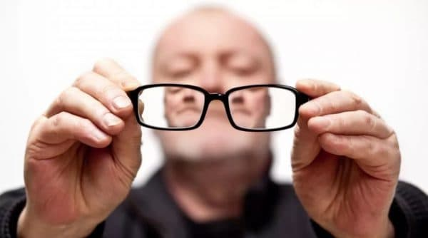 Возрастные нарушения зрения