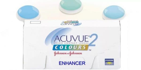 Acuvue 2 Colours Enhancers