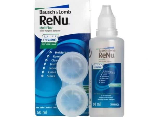 Раствор для хранения контактных линз ReNu