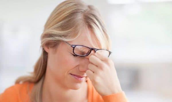 Аллергия на глазные капли Таптиком