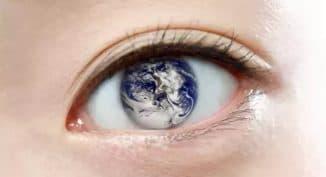 Причины помутнения роговицы глаза
