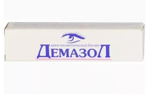 Мазь глазная кометическая Демазол